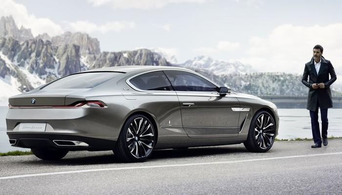 BMW 9 Serisi hazırlanıyor mu?