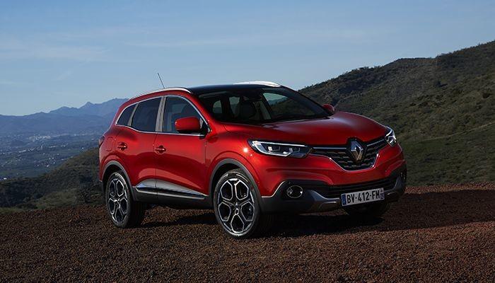 Renault'dan yeni SUV Kadjar