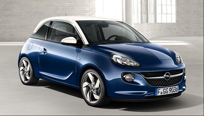 Opel Adam'a Buick logosu