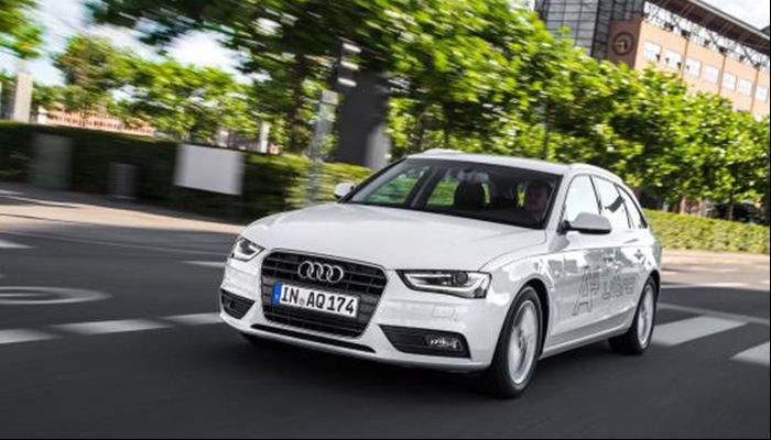 Audi'den elektrikli 4x4