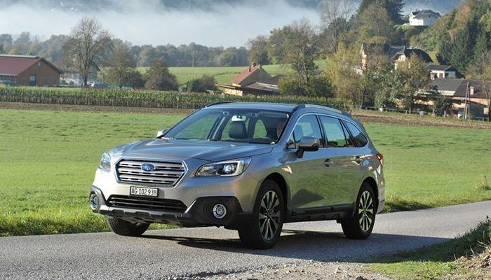 Subaru Outback yenilendi, vergi avantajlı dizeli oldu