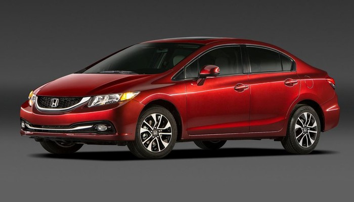 Honda Civic Sedan'ı bugün al, 6 ay sonra öde