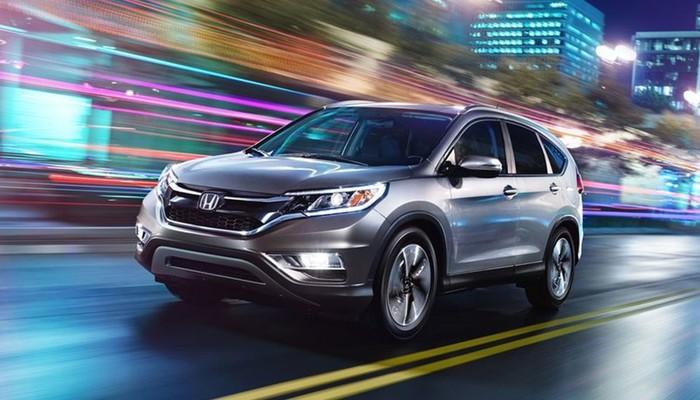 Honda CR-V'nin 1.6 dizel otomatik üçlemesi geliyor