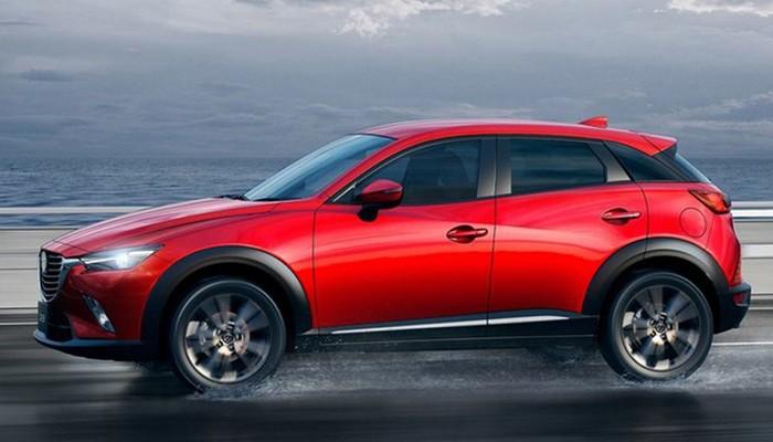 Mazda CX-3, Cenevre gösterisini bekliyor