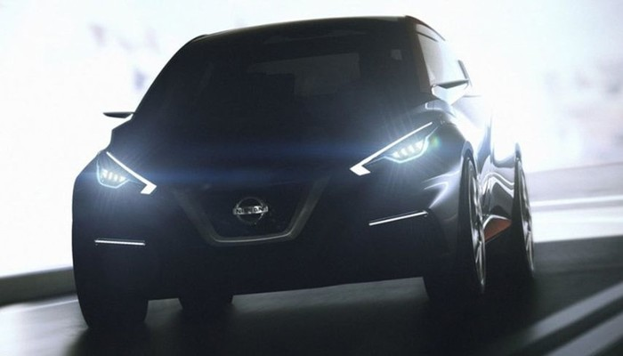 Nissan'dan yeni konsept; Sway