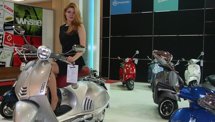 İstanbul Uluslararası Motosiklet Fuarı açıldı