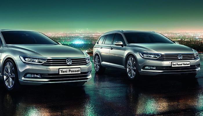 Volkswagen, Passat'la 'hat trick' yaptı
