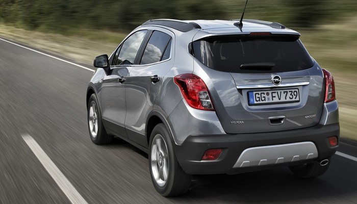 Opel Mokka Ya 1 6 Dizel Otomatik Mynet Otomobil