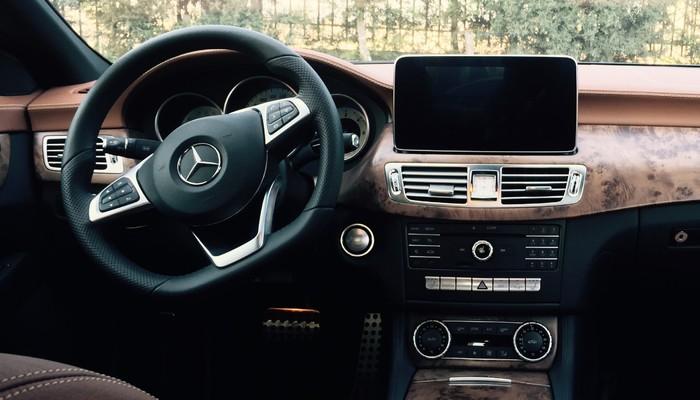 Yıldız sporcu Mercedes CLS 250