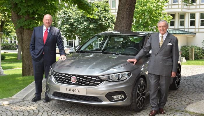 Fiat'ın yeni modeline Koç gibi onay