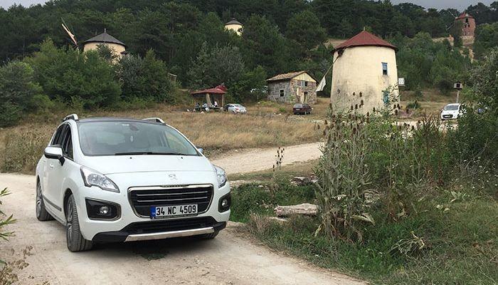 Peugeot 3008 ile tatile çıkılır mı?