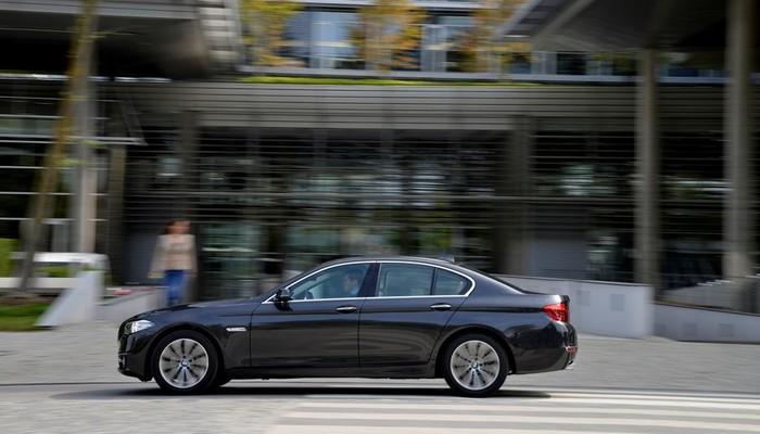 BMW 520i'ye özel faiz oranı