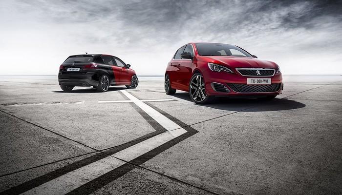 Peugeot'nun Tokyo çıkartması