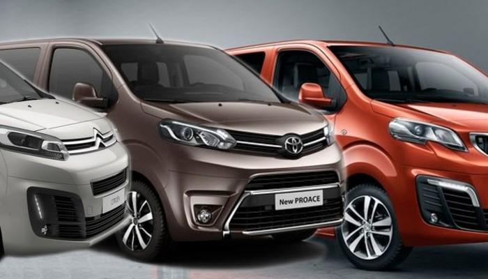 Сотрудничество Peugeot, Citroen и Toyota