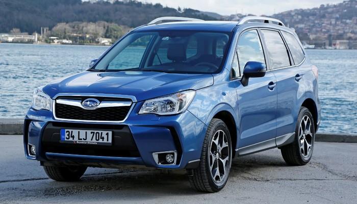 Subaru'dan 4x4 kampanya