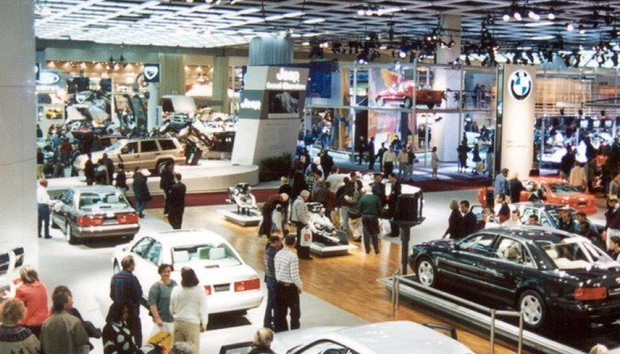 Detroit Autoshow kapılarını açıyor