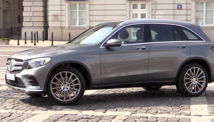 Kompakt SUV'a Mercedes dokunuşu GLC