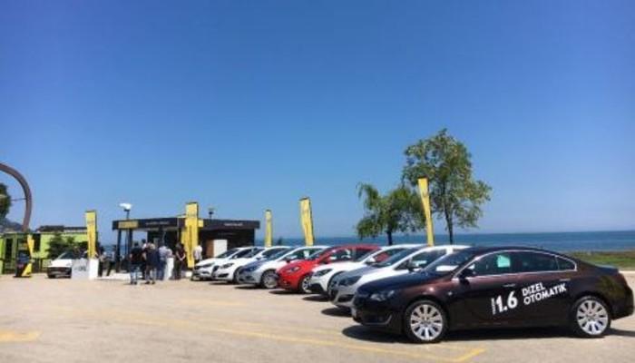 Dizel Opeller Türkiye'yi geziyor