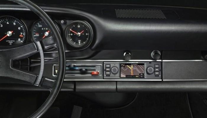 Bu eski Porsche teknolojiye ayak uydurdu