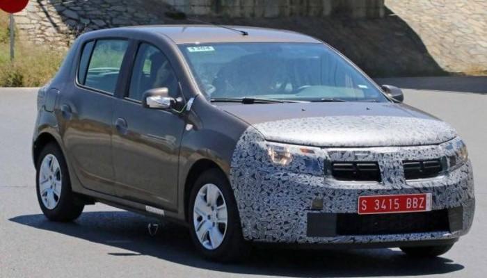 Yenilenen Dacia Sandero'da dikkat çekici detay