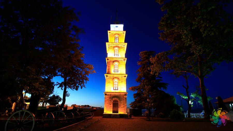 Bursa-Saat-Kulesi