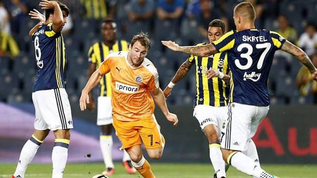 Grasshoppers - Fenerbahçe (CANLI)
