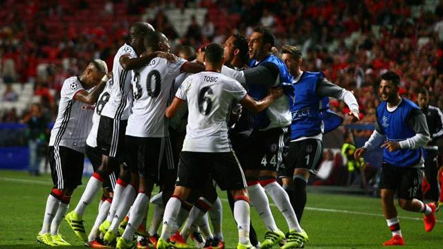 Beşiktaş - Dinamo Kiev (CANLI)