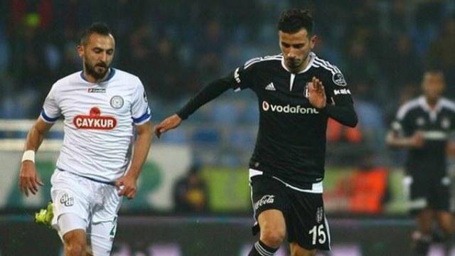Çaykur Rizespor - Beşiktaş (CANLI)