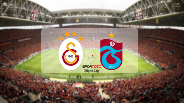 Galatasaray - Trabzonspor (CANLI)