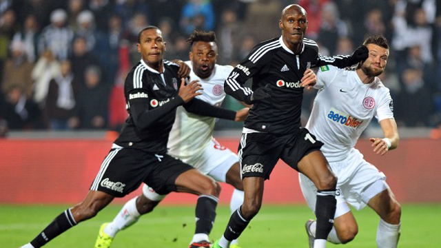Beşiktaş - Antalyaspor (CANLI)
