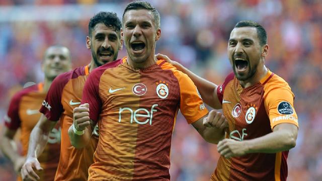 Galatasaray - Dersimspor (Canlı Anlatım)