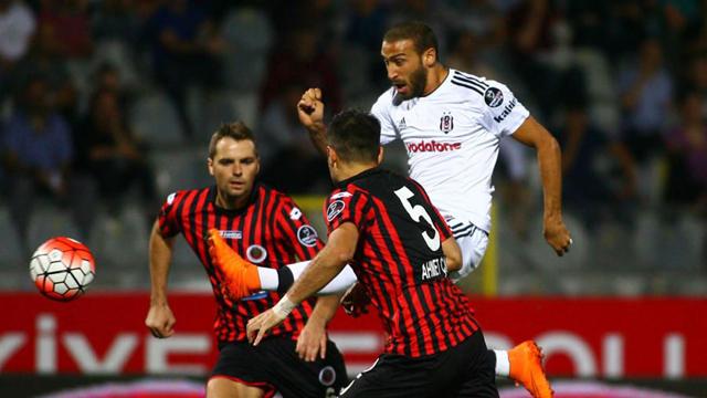 Gençlerbirliği - Beşiktaş (CANLI)