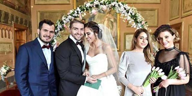 Caner Erkin - Şükran Ovalı Düğün Fotoğrafı, Gelinliği, Konuklar
