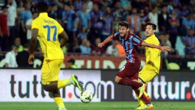 Trabzonspor 2-0 Rostov Maçı Geniş Özeti ve Golleri TS-Rostov