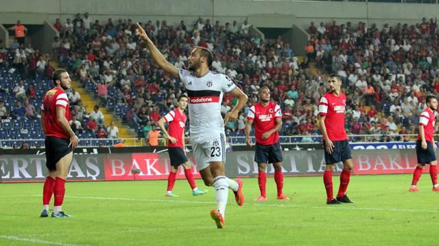 Beşiktaş 1-0 Mersin İdman Yurdu Maçı Geniş Özeti ve Golü