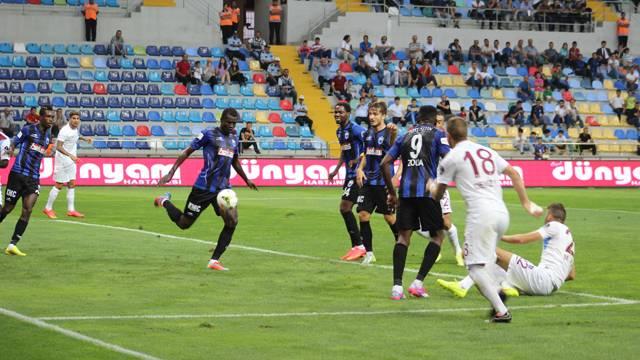 Trabzonspor 0-0 Kayseri Erciyesspor Maçı Geniş Özeti