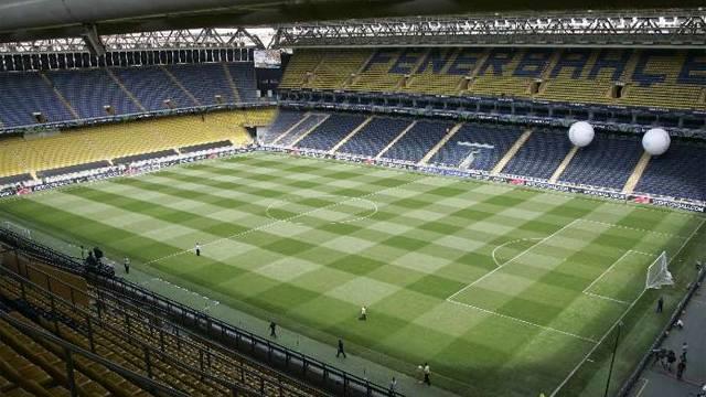 Fenerbahçe'nin maçı seyircisiz