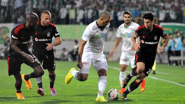 Beşiktaş 1-0 Bursaspor Maçı Geniş Özeti ve Golü