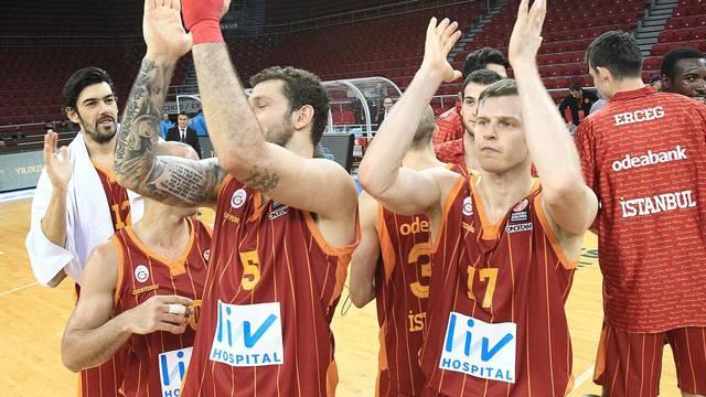Galatasaray zoru başardı