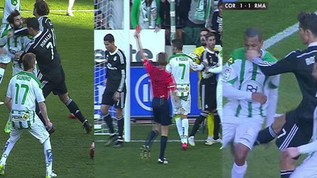 Ronaldo'ya tarihi ceza