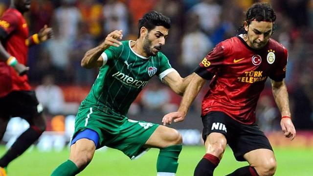 Galatasaray maçında gol düellosu