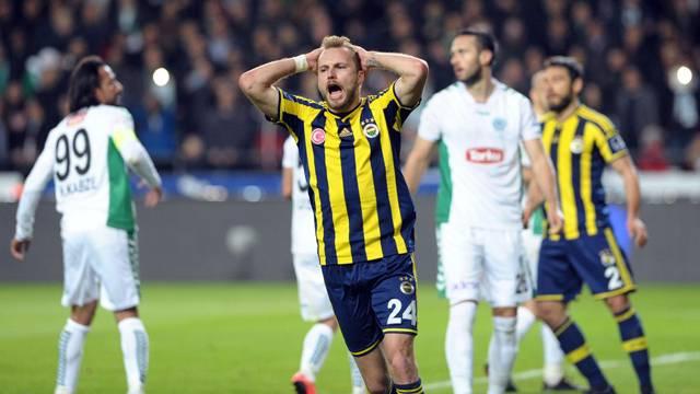 Fenerbahçe'ye 'Kocaman' darbe