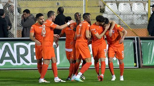 Adanaspor 2 - 1 Samsunspor