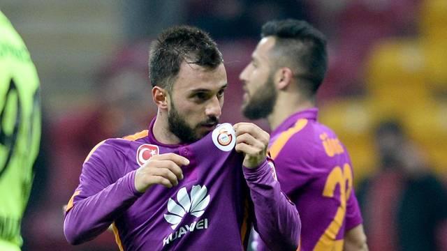 Galatasaray Manisaspor'u 4 golle geçti