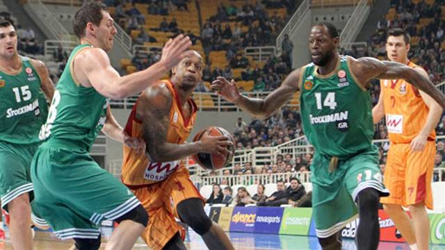 Galatasaray Liv Hospital 84 - 86 Panathinaikos
