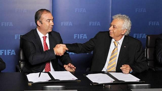 KTFF, Rum Futbol Federasyonu'na üyelik için hazırlanıyor