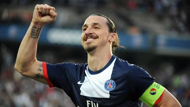 Fransa'da sandıktan Zlatan çıktı!