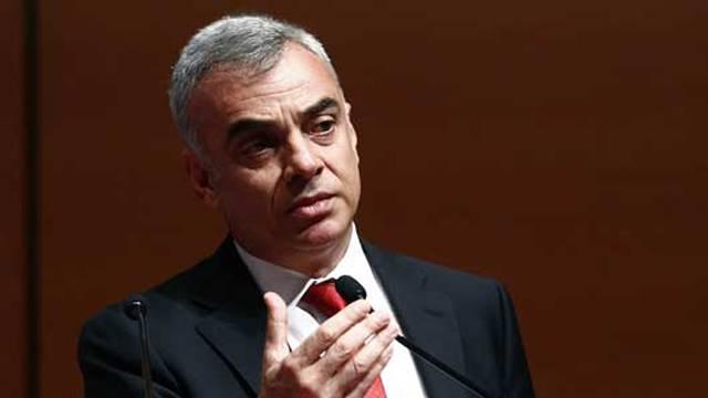 Mehmet Helvacı adaylığını açıkladı