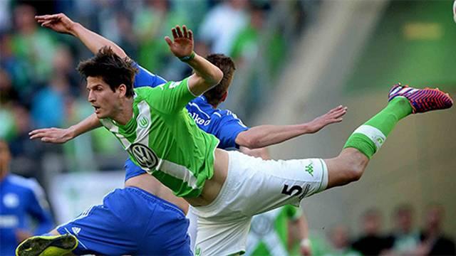 Wolfsburg 1 - 1 Schalke 04