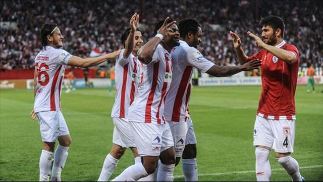Samsunspor 5-1 Alanyaspor